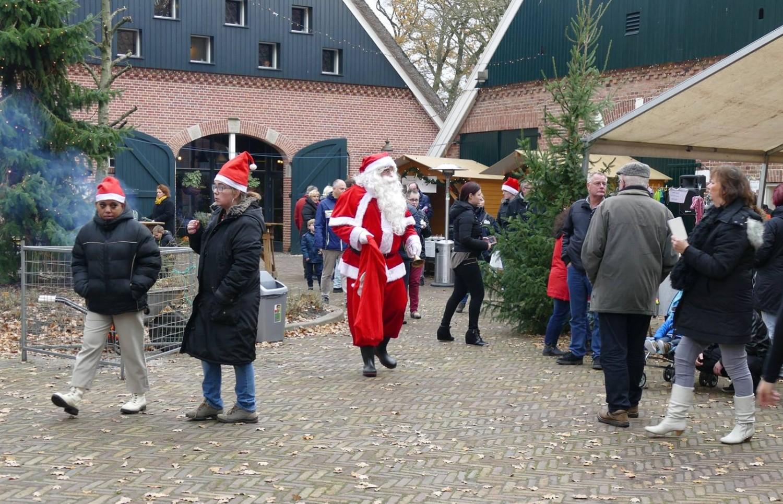 Kerstmarkt Bij De Kinderboerderij Wesselerbrink